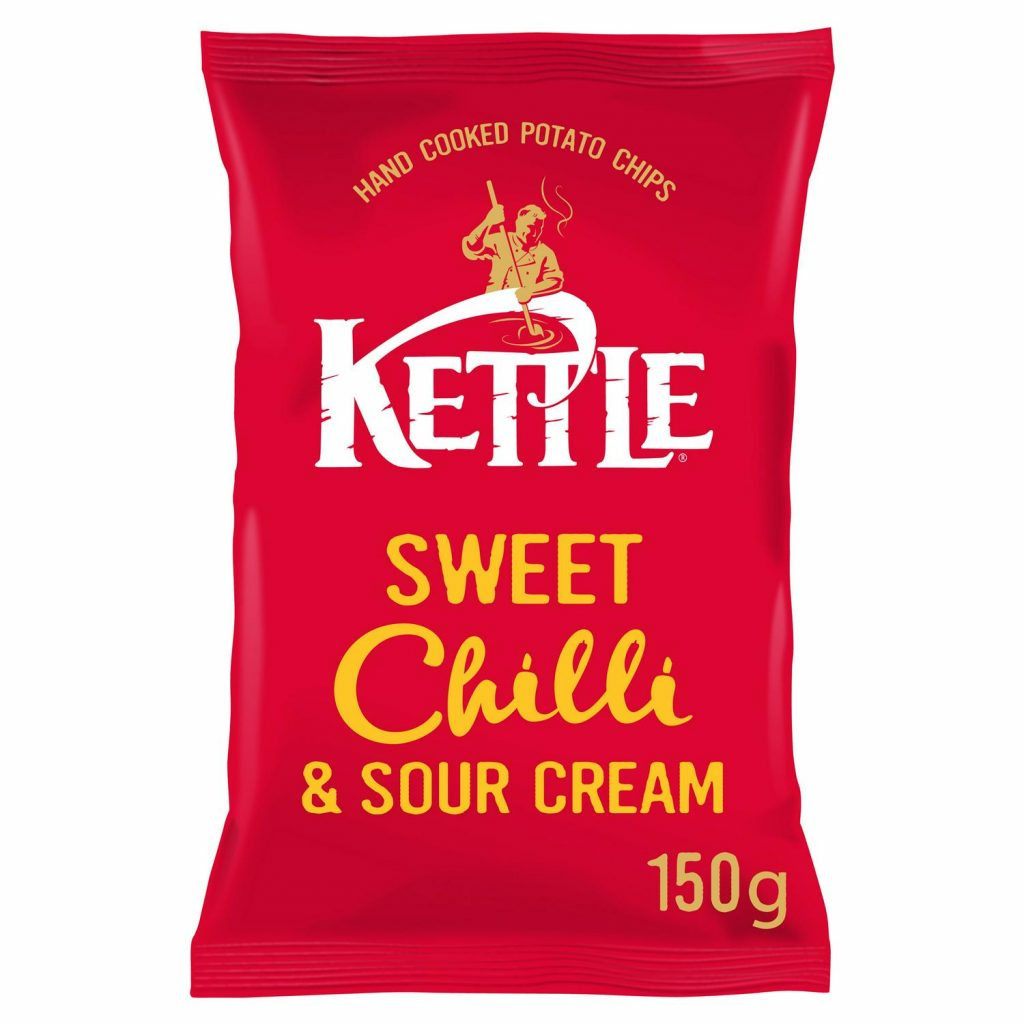 Kettle Sweet Chilli and Sour Cream