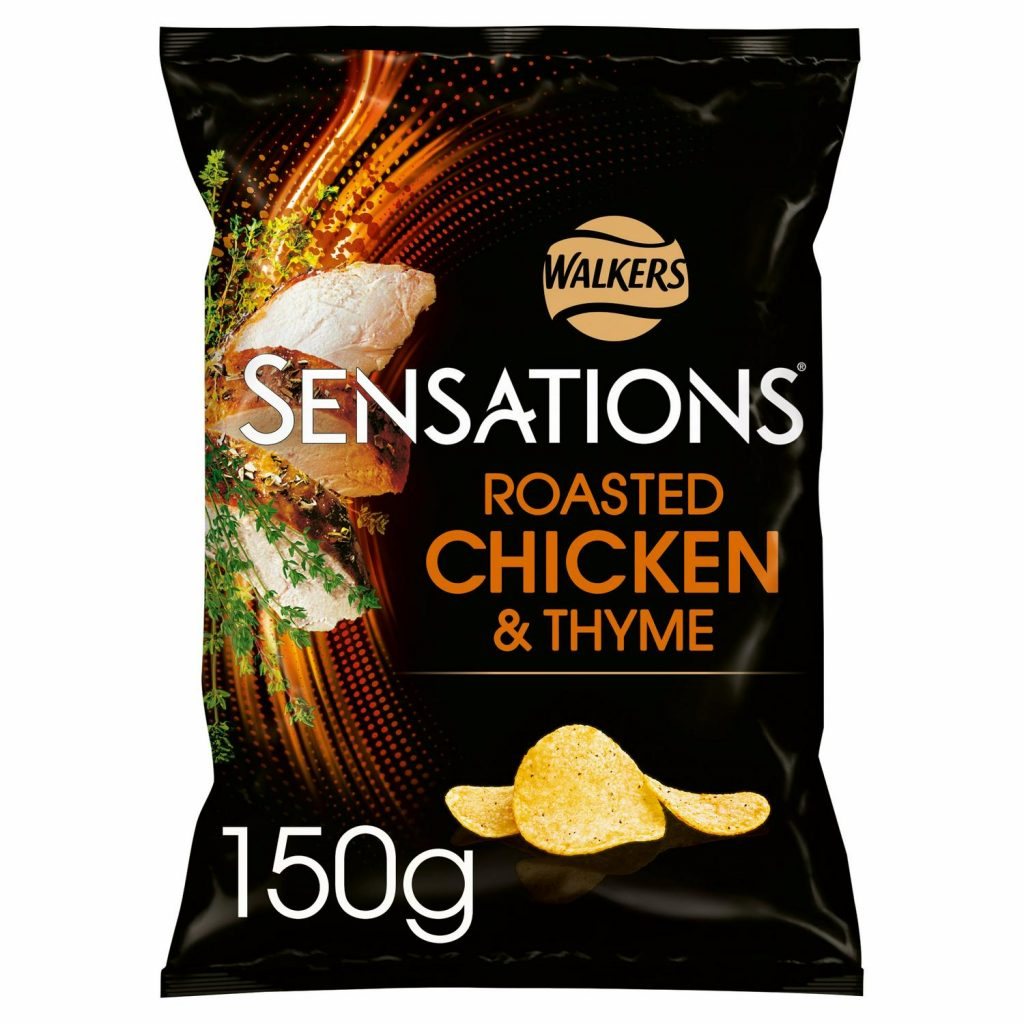 Sensations Roast Chicken and Thyme