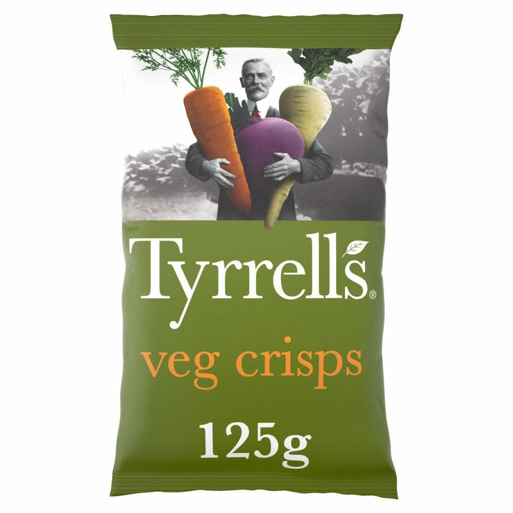 Root Veg Crisps