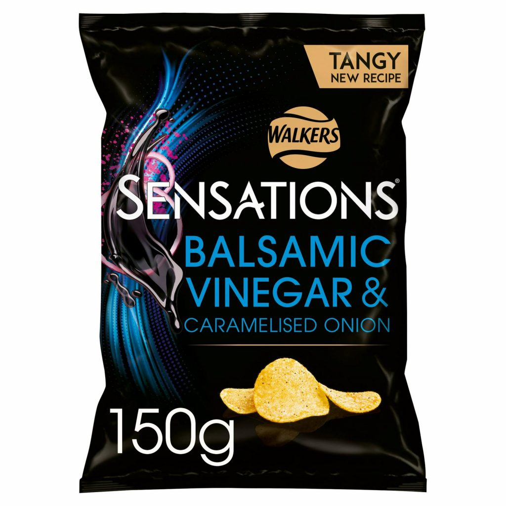 Sensations Balsamic Vinegar and Caramelised Onion