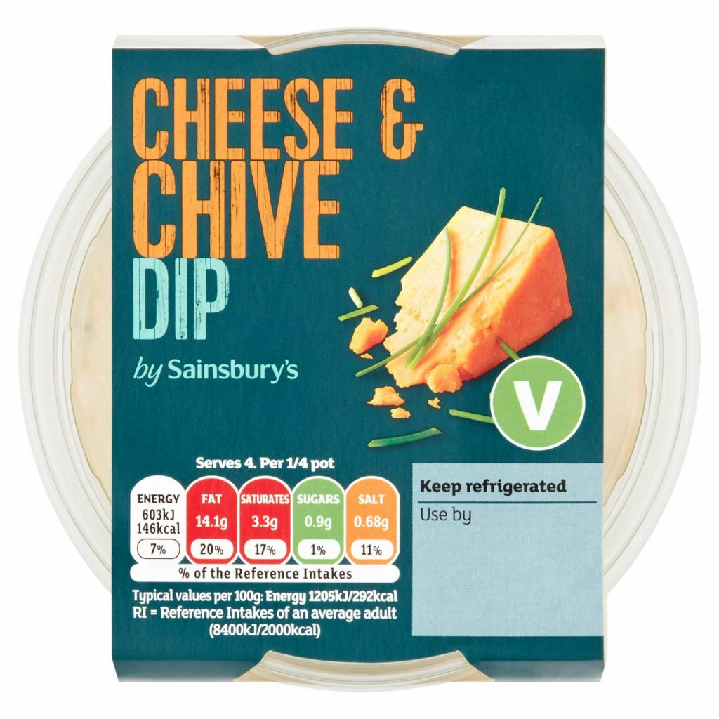 Cheese and Chive